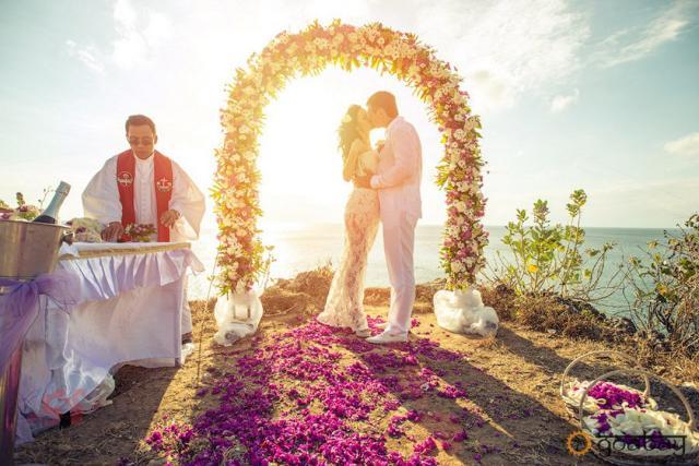 GoaBay Индия Свадьба