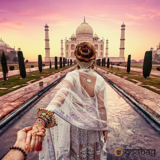 GoaBay Индия Любовь