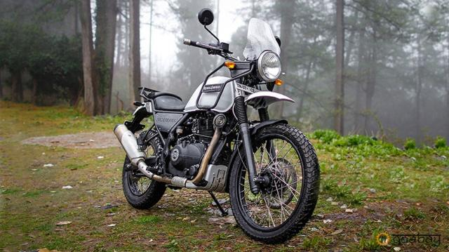GoaBay Индия Royal Enfield