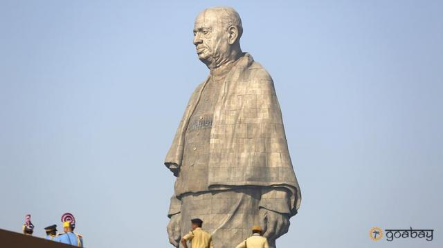 GoaBay Индия Статуя