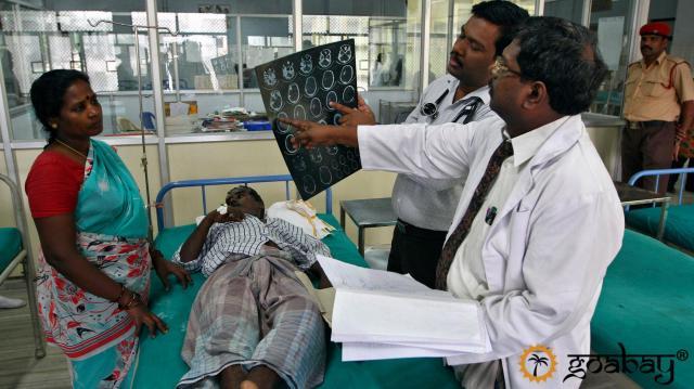 GoaBay Индия Медицина