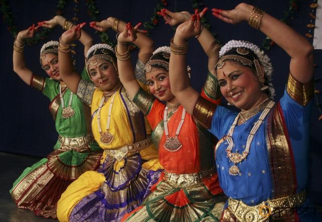 GoaBay Индия Танцы