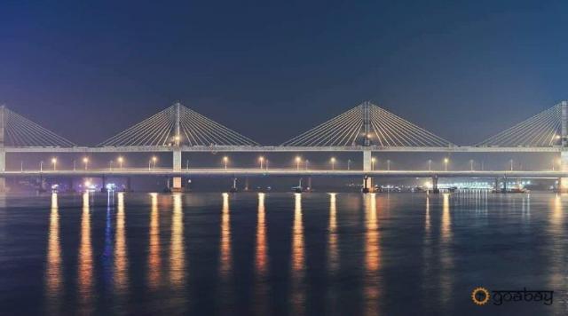 GoaBay Индия Мост