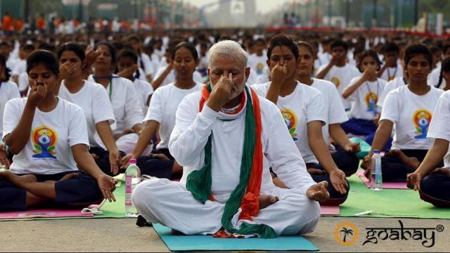 GoaBay Индия Моди