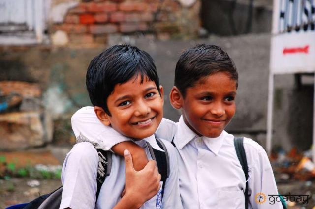 GoaBay Индия Дети