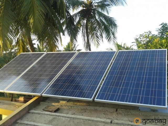 GoaBay Индия Электричество