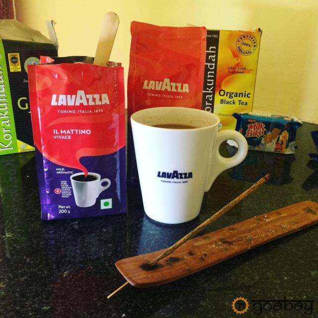 GoaBay Индия Кофе