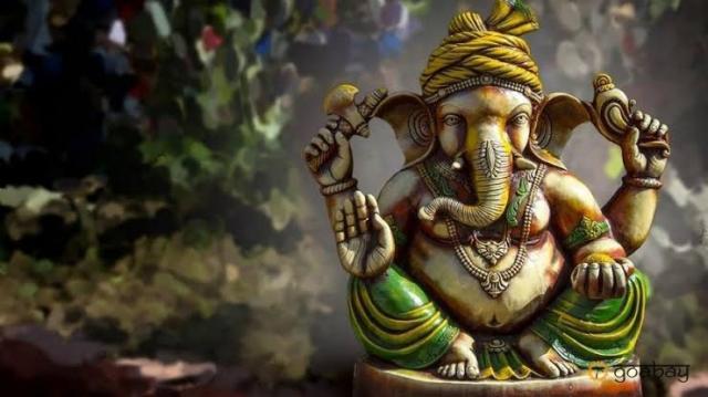 GoaBay Индия Ганеша
