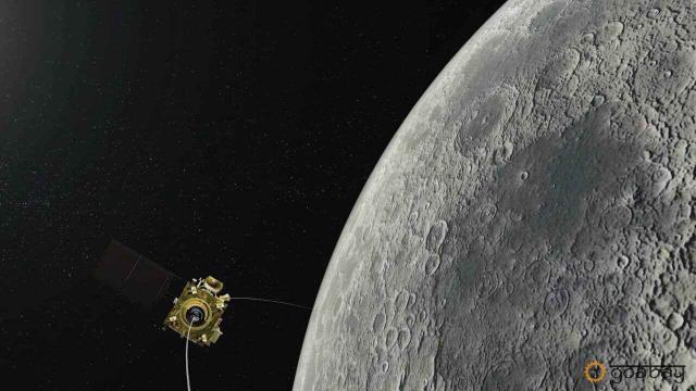GoaBay Индия Луна