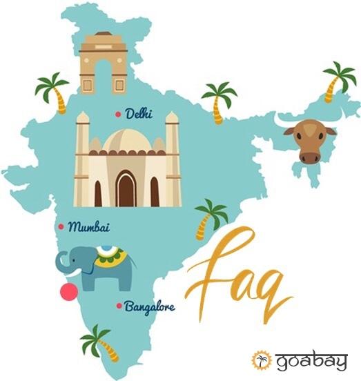 GoaBay Индия ЧаВо