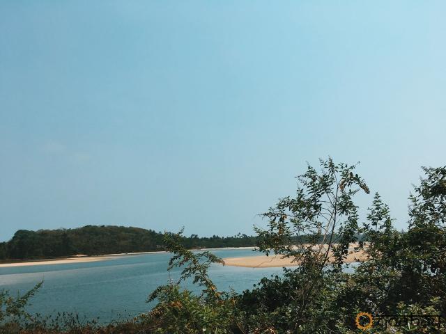 GoaBay Индия Природа