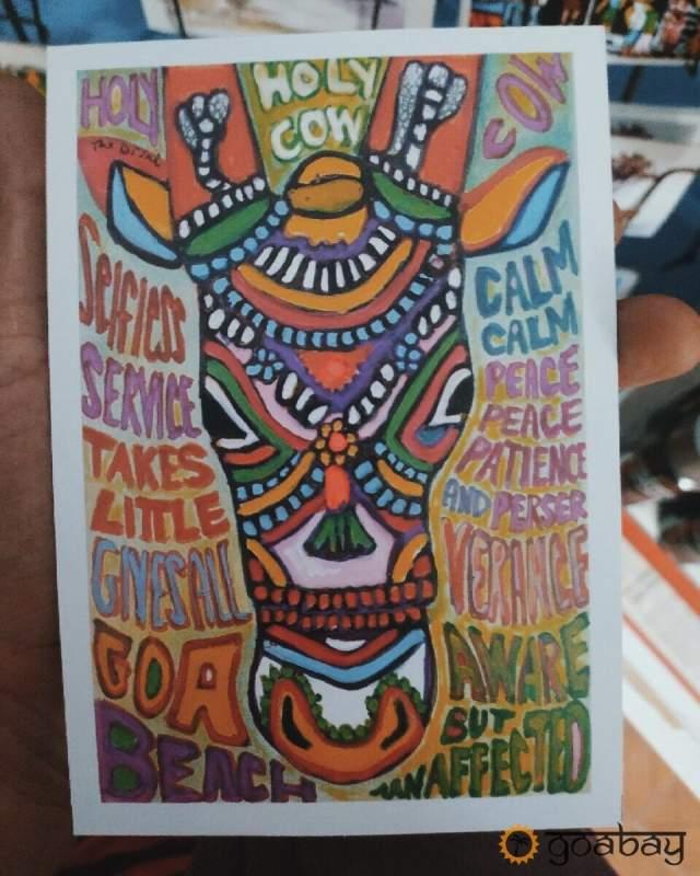 GoaBay Индия Подарок