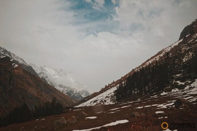 GoaBay Индия Горы