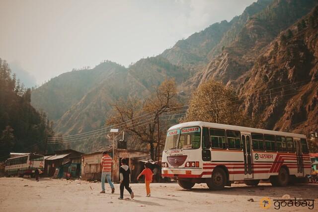 GoaBay Индия Автобусы