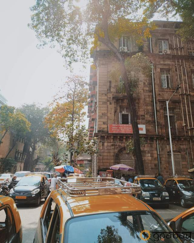 GoaBay Индия Такси