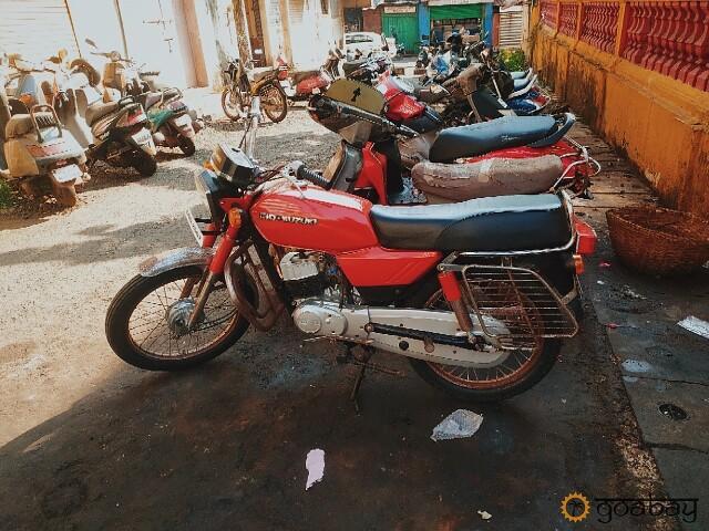 GoaBay Индия Мотоциклы
