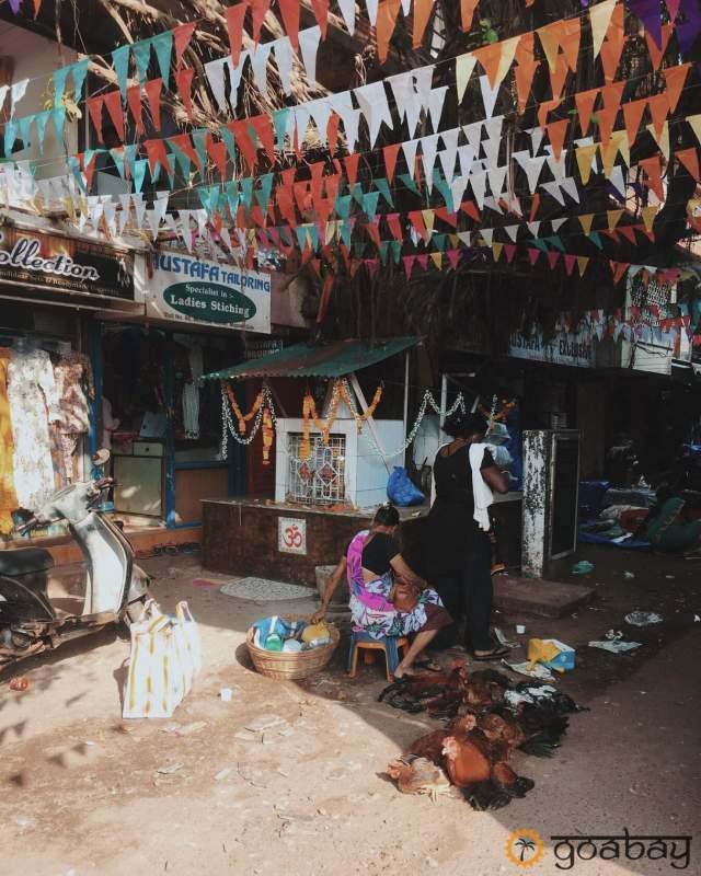 GoaBay Индия Рынок