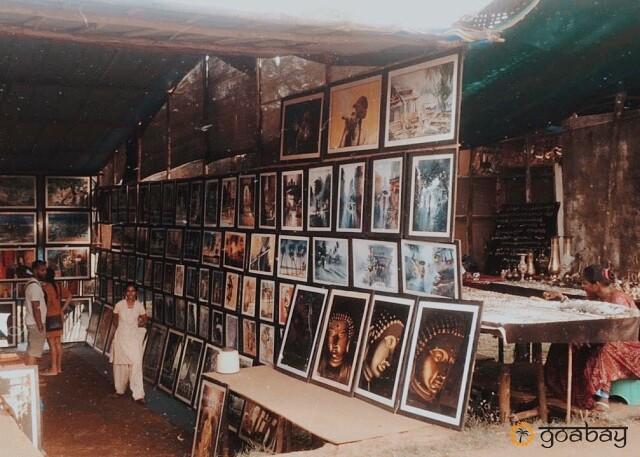 GoaBay Индия Картины