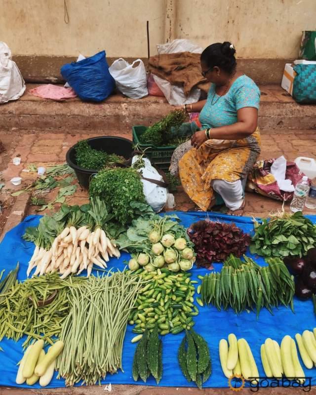 GoaBay Индия Овощи