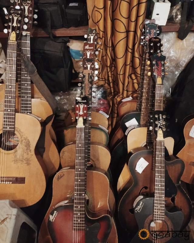 GoaBay Индия Гитара