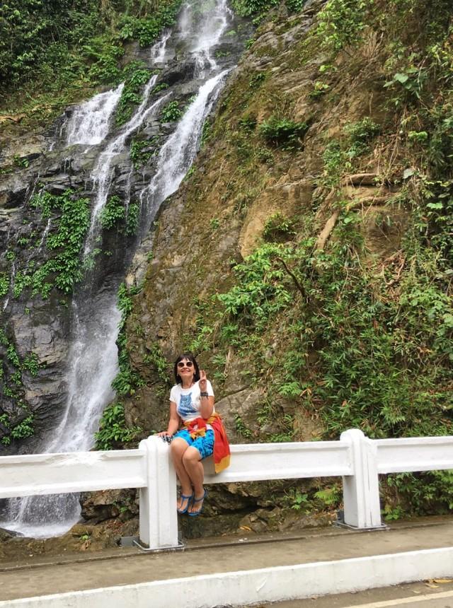 Водопад в Пуэрто-Галера