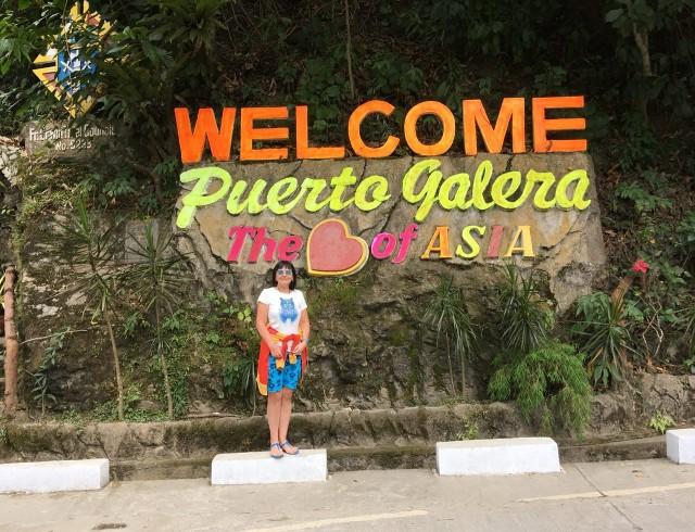 Добро пожаловать в Пуэрто-Галера!
