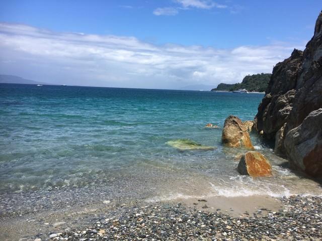 Пляжи Пуэрто-Галеры