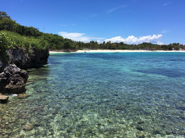 Прозрачные воды Малапаскуа