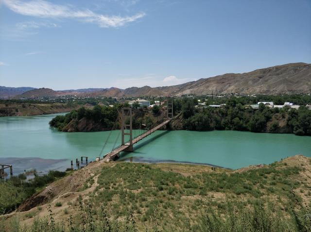 Нарынское водохранилище