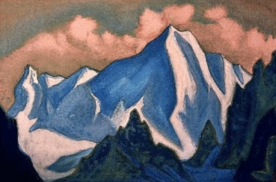Рерих Н.К.: Гималаи. 1946
