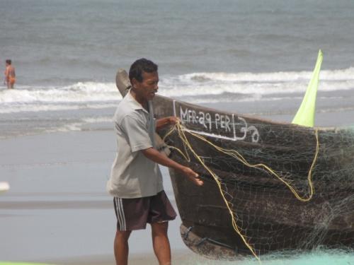 Гоанскиий рыбак