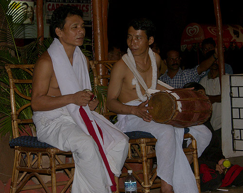 Жители штата Манипур