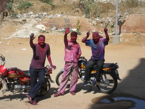 холи, джайпур