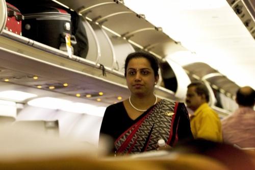 Красота в стиле Air India
