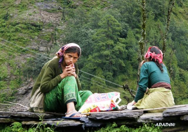 Гималайские девушки