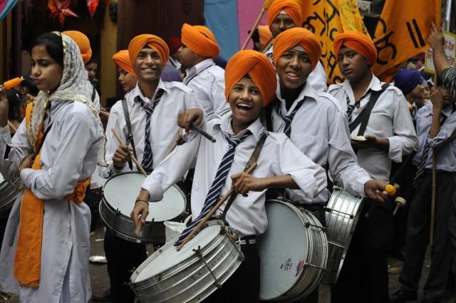 дети Индии, Дели