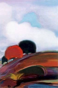 Рерих Святослав: Муссон. Облака. 1938. Государственный музей Востока, Москва (временно)