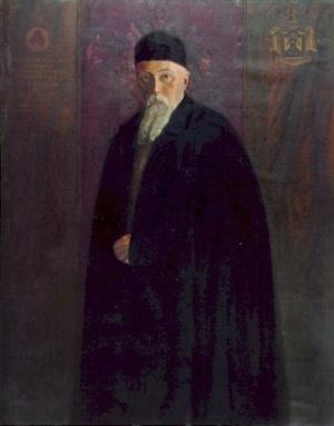 Рерих С.Н.: Николай Рерих. 1936. Музей Н.К.Рериха, Нью-Йорк