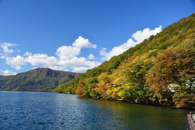 озеро Товада