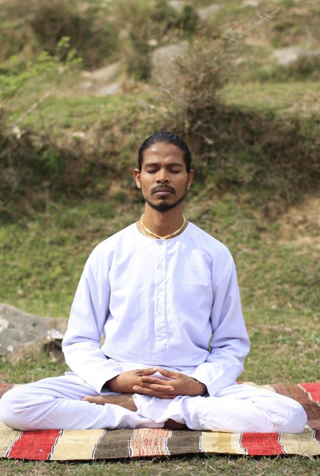 Костюм йога