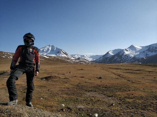 Перевал Джалалабад 3200