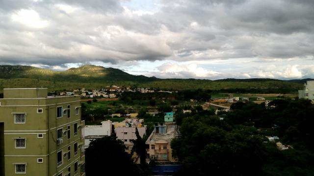 Вид с моей крыши