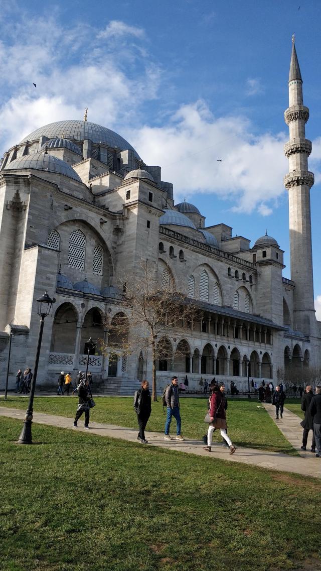 Мечеть Сулеймание