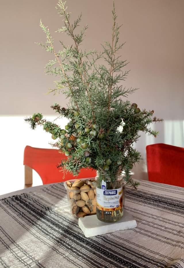 и рождественскую елку