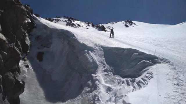 Нижние скалы Ленца