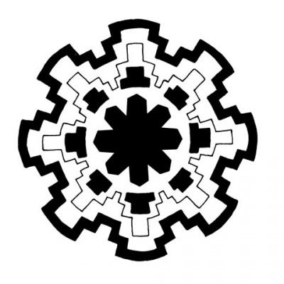 Индийский народный орнамент