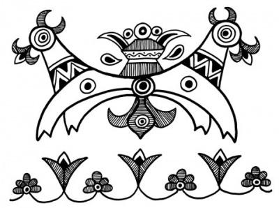 Этнические орнаменты