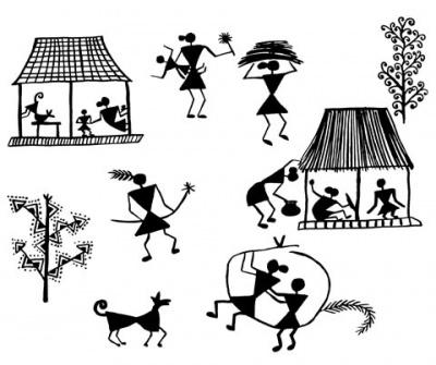 Индийское народное творчество