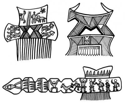 Индия: этнический орнамент