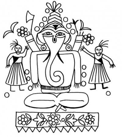 Орнамент Индии